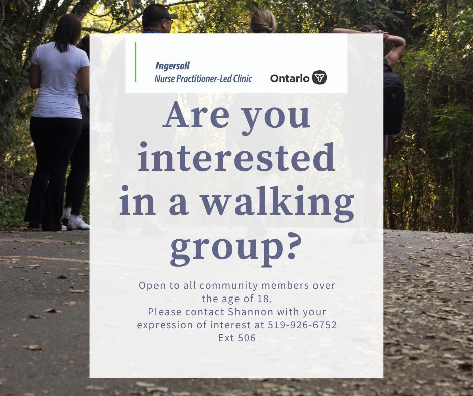 Ingersoll NPLC Walking Group